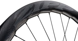 Zipp 454 NSW Carbon Clincher Center Lock Disc Rear Road Wheel