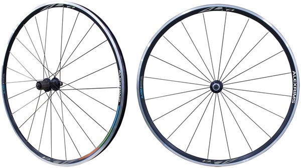 Alexrims ALX265 700c Q/R TL Ready Road Wheelset