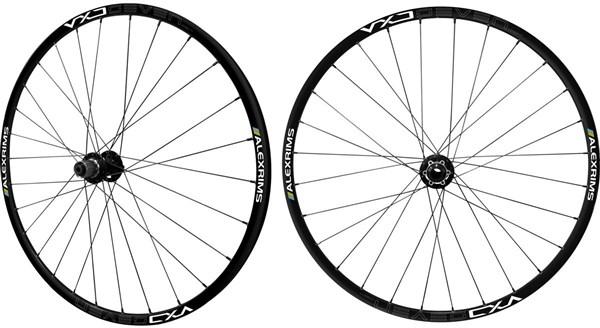 Alexrims VXD7 29er Disc MTB Wheelset
