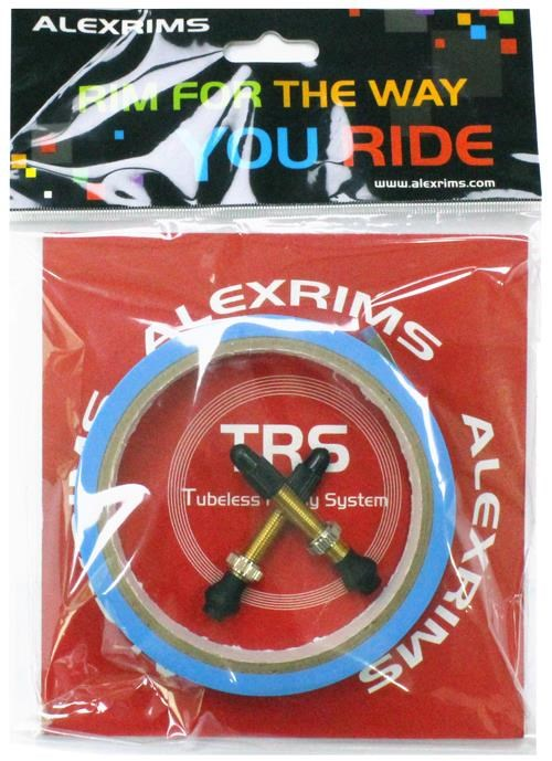 Alexrims TRS Tubeless Conversion Kit | Repair Kit