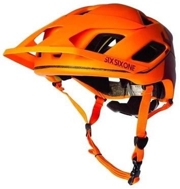 SixSixOne 661 Evo AM Patrol MTB Helmet 2017
