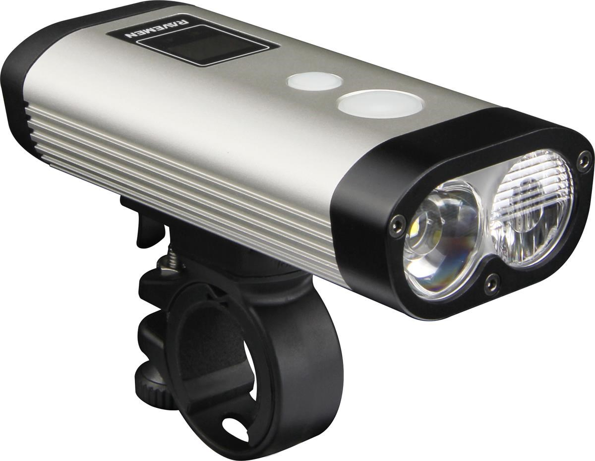 Ravemen PR900 USB Rechargeable DuaLens Front Light with Remote | Front lights