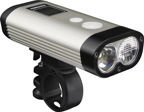 Ravemen PR900 USB Rechargeable DuaLens Front Light with Remote - 900 Lumens