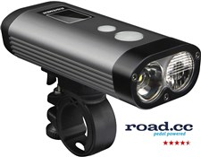 Ravemen PR1200 USB Rechargeable DuaLens Front Light with Remote - 1200 Lumens