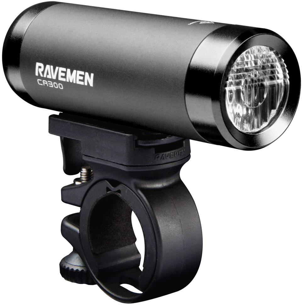 Ravemen CR300 USB Rechargeable DuaLens Front Light with Remote | Front lights