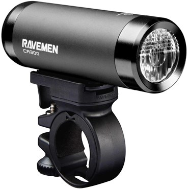 Ravemen CR300 USB Rechargeable DuaLens Front Light with Remote