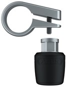 Product image for Abus Nutfix Locking M5 Seatpost Clamp