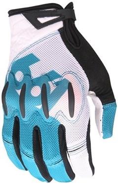 SixSixOne 661 Evo II Long Finger MTB Cycling Gloves