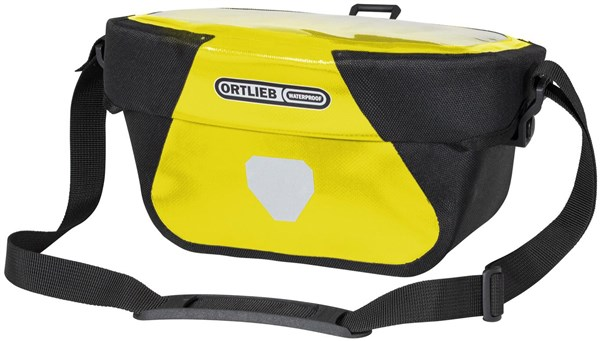 Ortlieb Ultimate 6 S Classic Handlebar Bag With Magnetic Lid