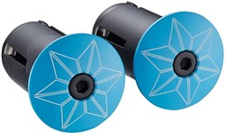 Product image for Supacaz Star Plugz End Plugs