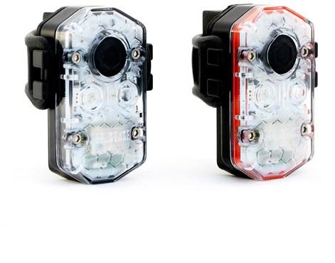 See.Sense Icon Rechargeable Light Set | Lygtesæt