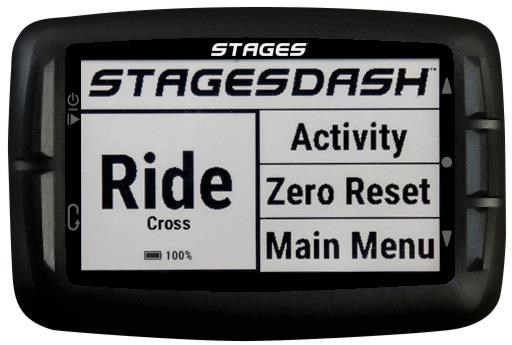 Stages Cycling Dash Cycling Computer
