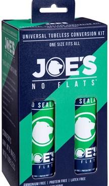 Joes No Flats Universal Tubeless Conversion Kit - Eco Sealant