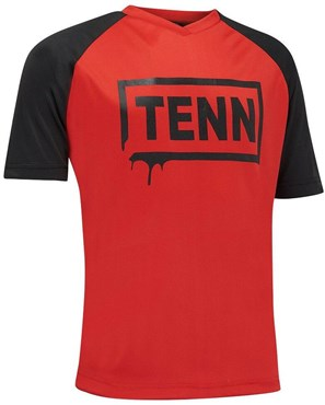 Tenn Short Sleeve Graffiti Jersey