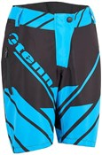 Product image for Tenn Womens MTB Graffiti Shorts