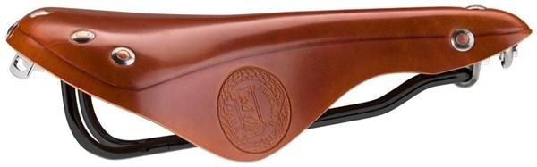 Selle Italia Epoca Black Steel Full Leather Saddle