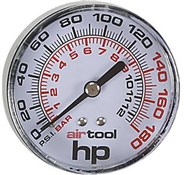 "Specialized High Pressure 2.5"" Gauge"