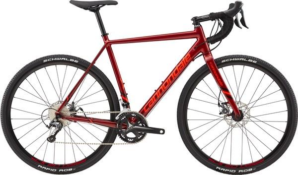 Cannondale CAADX Tiagra 2018 - Cyclocross Bike
