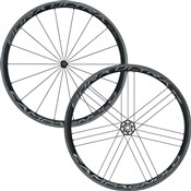 Campagnolo Bora Ultra 35 Dark Label Tubulars Road Wheelset