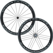 Campagnolo Bora Ultra 50 Dark Label Tubular Road Wheelset