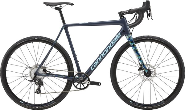 Cannondale SuperX Apex 1 2018 - Cyclocross Bike | Cross-cykler