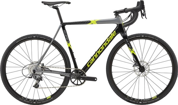 Cannondale SuperX Force 1 2018 - Cyclocross Bike