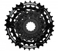 Product image for Shimano CS-HG200 7-Speed Cassette
