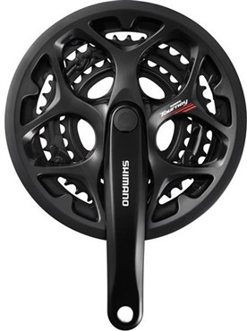 Shimano FC-A073 Square Taper Triple Chainset 7-/8-Speed