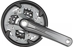Shimano FC-M4000 Alivio Octalink Chainguard Chainset