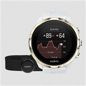 Product image for Suunto Spartan Sport Multisport GPS Watch With Wrist Heart Rate and Belt