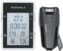 Product image for Topeak Panocomp X With Speed & Cadence Sensor