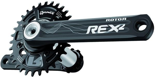 Rotor Rex 2.1 BCD 76 MTB Crankset