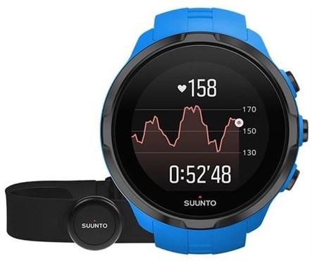 Suunto Spartan Sport Wrist (HR) Heart Rate Multisport Watch and Smart Sensor Belt | item_misc