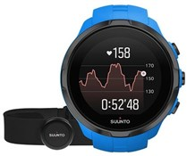 Product image for Suunto Spartan Sport Wrist (HR) Heart Rate Multisport Watch and Smart Sensor Belt
