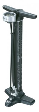 Topeak Joe Blow Twin Turbo Floor Pump