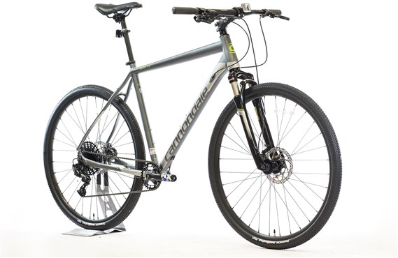 Cannondale Quick CX 2 - Nearly New - XL - 2017 Hybrid Bike