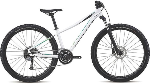 Specialized Pitch Comp Womens 2018 Main Side Shot White