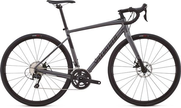 Specialized Diverge Comp E5 2018 - Road Bike