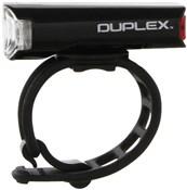 Cateye Duplex Front & Rear Helmet Light