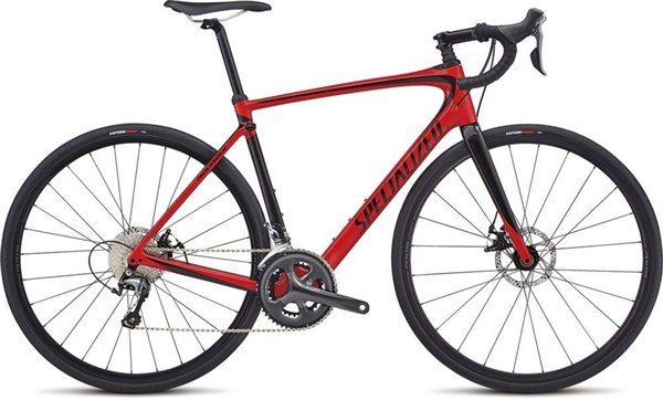 Specialized Roubaix 2018 - Road Bike