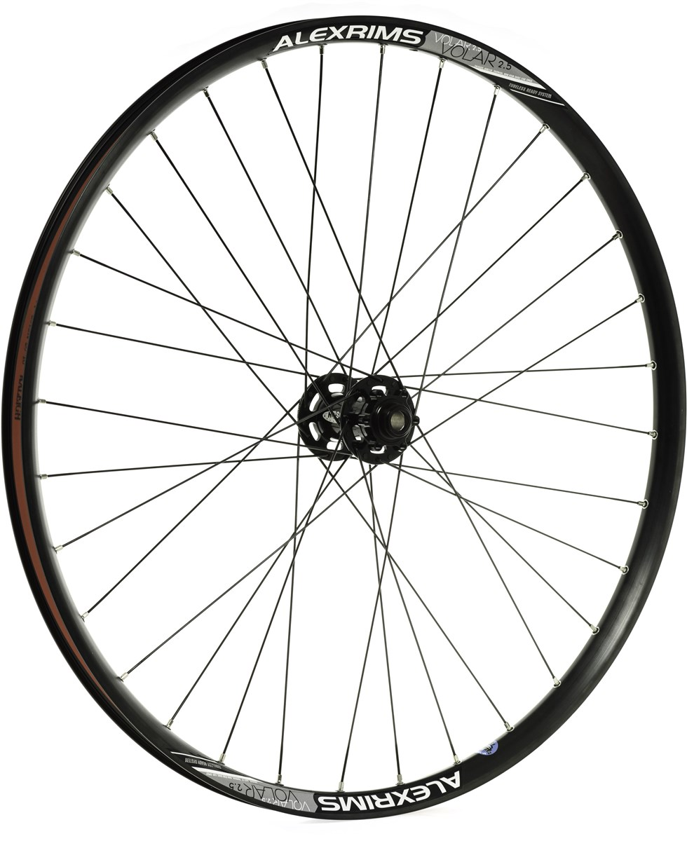 RSP Front 15mm Bolt Through Boost Alex Volar 3.0 Tubeless Ready 27.5