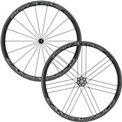 Product image for Campagnolo Bora One 35 Dark Label Clincher Road Wheelset (2018)