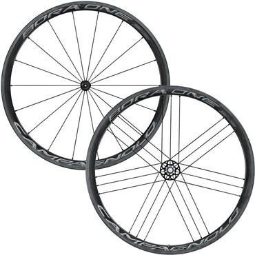 Campagnolo Bora One 35 Dark Label Clincher Road Wheelset (2018)