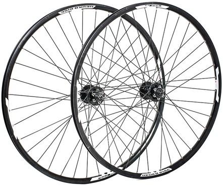 "Raleigh 27.5"" 650b Tru-Build Disc Front Wheel QR"