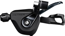 Product image for Shimano Metrea SL-U5000 Shift Lever For Flat Bar I-Spec-II 2-speed