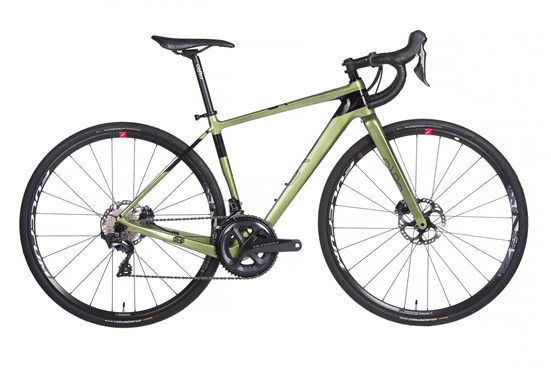 Orro Terra C 8020 Disc 2019 - Gravel Bike