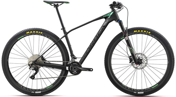Orbea Alma M50 29er Mountain Bike 2018 - Hardtail MTB