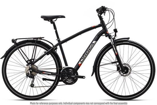 Orbea Comfort 10 Pack 2018 - Hybrid Sports Bike