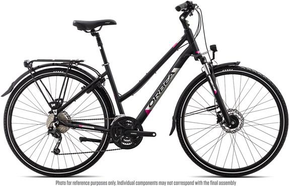 Orbea Comfort 12 Pack 2018 - Hybrid Sports Bike