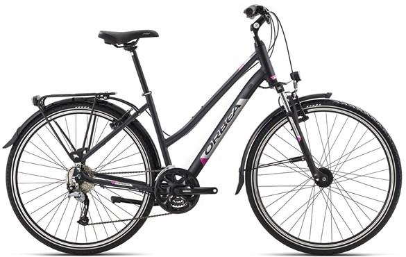Orbea Comfort 22 Pack 2018 - Hybrid Sports Bike